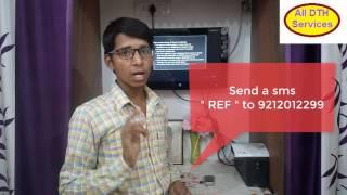 videocon d2h error e16 4 issue explain