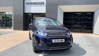 The brand new Discovery Sport !