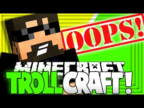 Minecraft: TROLL CRAFT |  A HUGE MISTAKE?! [38]