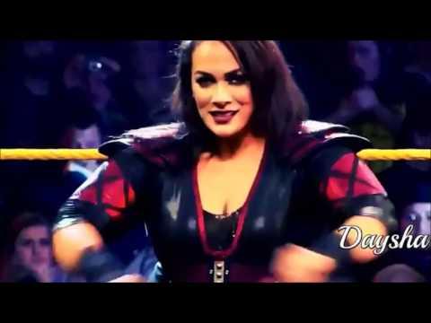 WWE * Nia Jax tribute by Magneto Dayo (Not Like Most girls)