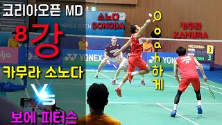 2019 Korea open Badminton MD K…