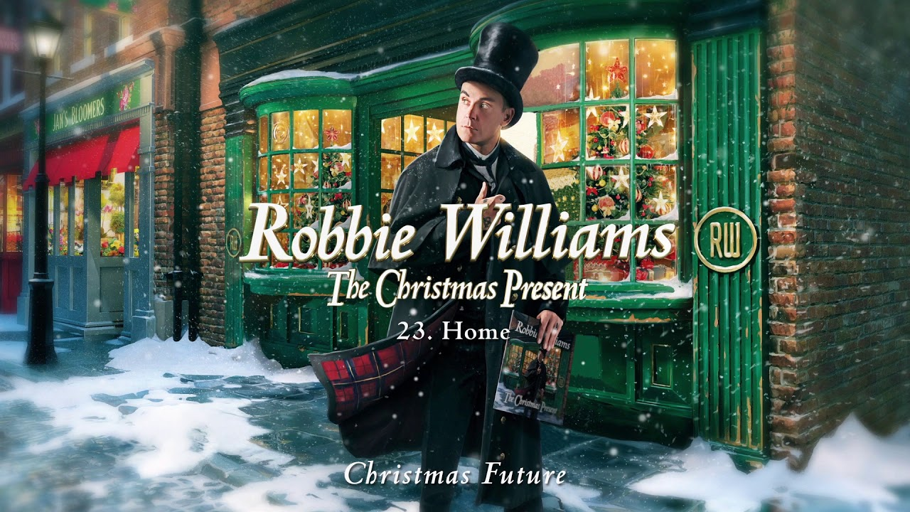 Robbie Williams | Home (Official Audio) - YouTube