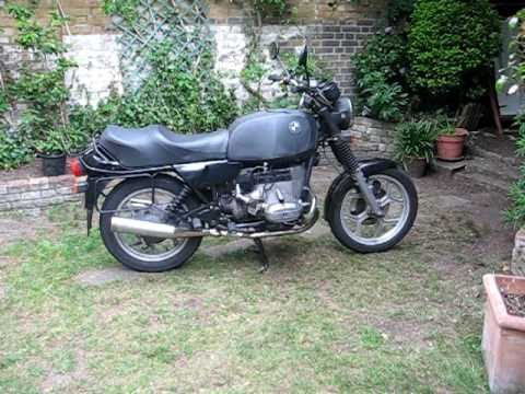 1988 bmw r65 monolever youtube. Black Bedroom Furniture Sets. Home Design Ideas