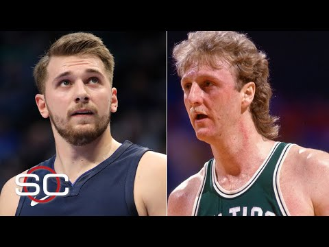 Luka Doncic is Larry Bird with a tighter handle and a better first step – Tim Legler | SportsCenter