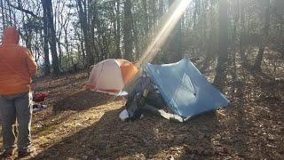 Underdog on the Appalachian Trail 2019 Day 8