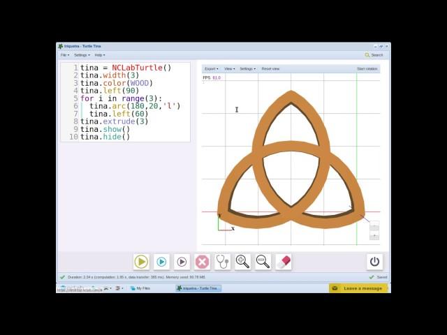 Python I: Arcs