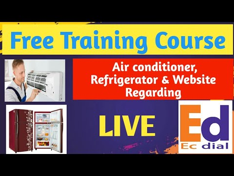 Air-conditioner And Refrigerator Training Course In Chennai