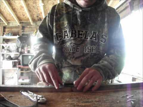 Homemade Trap Stabilizer Mounting Bracket 110 120