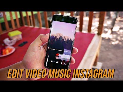 Tutorial Edit Video Music Instagram 2019 thumbnail