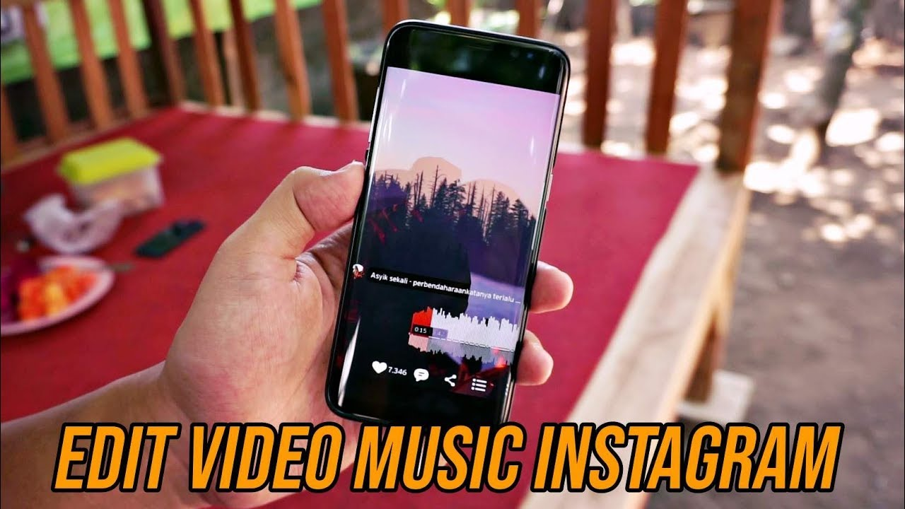Tutorial Edit Video Music Instagram 2019 Youtube