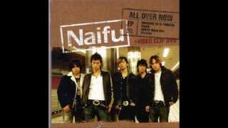 Naifu  『ALL OVER NOW』 広がる青に飛び出せ