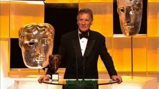 Michael Palin receives Bafta Fellowship - The British Academy Television Awards 2013 - BBC One
