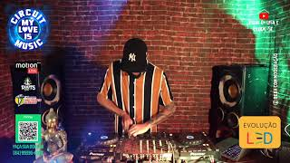 MAGROOVE LIVESET - CIRCUIT MY LOVE IS MUSIC 🖤