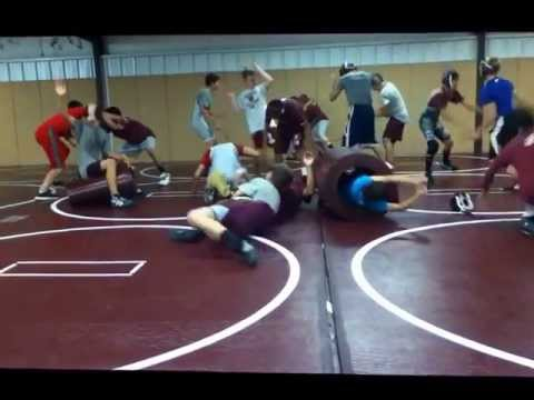 Vernon High School Wrestling Team Harlem Shake