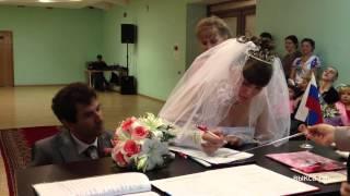 Свадьба людей сограниченными возможностями в Выксе