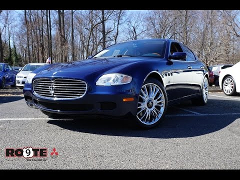 Maserati executive gt