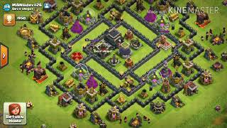 Hacker, Glitch or just lucky? CLASH OF CLANS BIZZARE builder base! coc