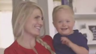 Mother Of Toddler With Down Syndrome Shares Story