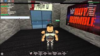 Wwe Roblox Raw Pre show ryback vs ryback and coohayden is ready