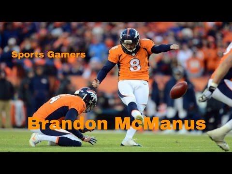 Brandon McManus 83 kicker draft champion pack😱😱