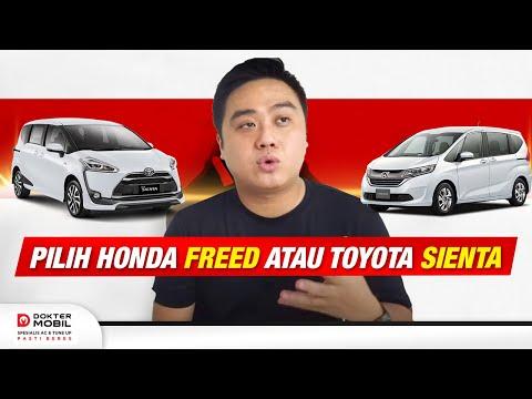 Perbedaan Honda Freed