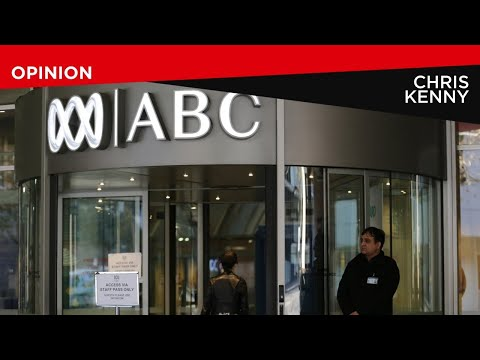 ABC presenters are nothing more than 'Green-left barrackers': Kenny