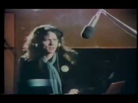 David Coverdale performing the song 'Lady' from his first solo album 'White Snake'