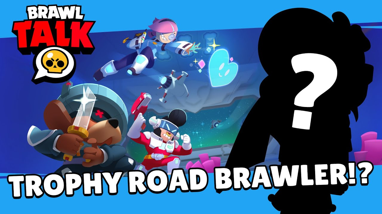 Brawl Stars: Brawl Talk! - Power League, Trophy Road Brawler, and Seasonal Rewards!