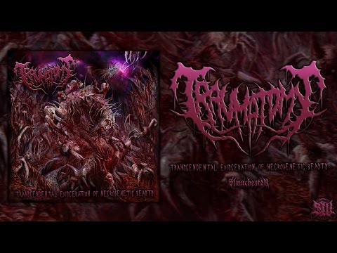 TRAUMATOMY - TRANSCENDENTAL EVISCERATION OF NECROGENETIC BEASTS [OFFICIAL STREAM] (2015) SW EXCL