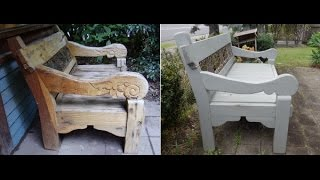 Making A Balinese-style Bench Seat