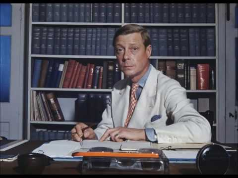 Edward, Duke of Windsor - Interview as Governor of the Bahamas - 1 December 1940