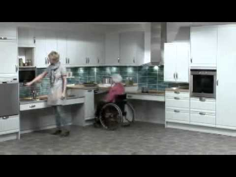 Kitchens For The Disabled YouTube