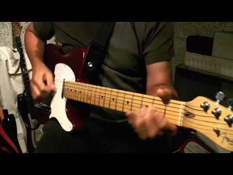 Tele Joy (Fender Highway One Telecaster)