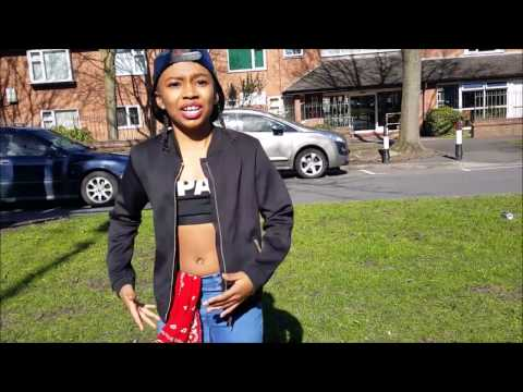 Lady Leshurr Queen's Speech 4 - dance by Annabelle aged 10 (Brush your teeth!)