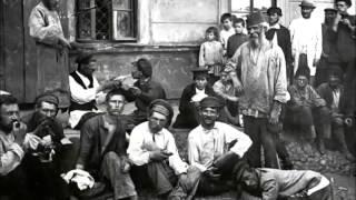 Клип на песню: Монгол Шуудан - Москва (на стихи С. Есенина)