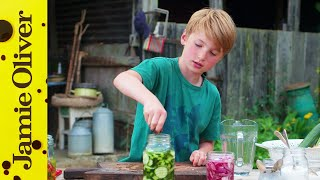 Homemade Veggie Pickles | Buddy Oliver