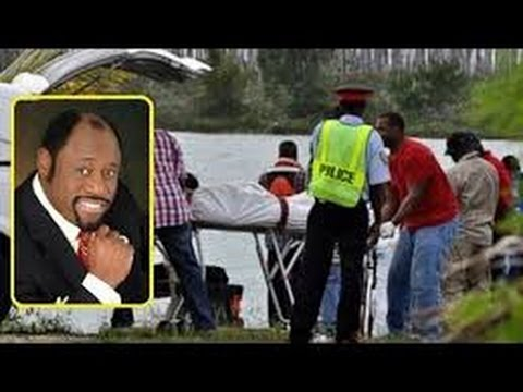 [RAW VIDEO]: Deadly Plane Crash on Grand Bahama Island, Myles Munroe And Wife Killed