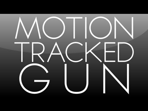 After Effects Tutorial: Motion Tracked Gun