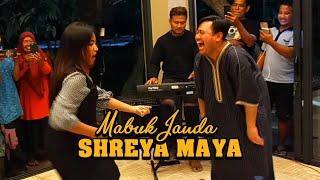 Shreya Maya - Mabuk Janda