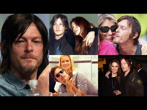 Girls Norman Reedus Dated ! (The Walking Dead)