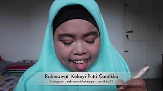 tutorial make up Korea ala keke