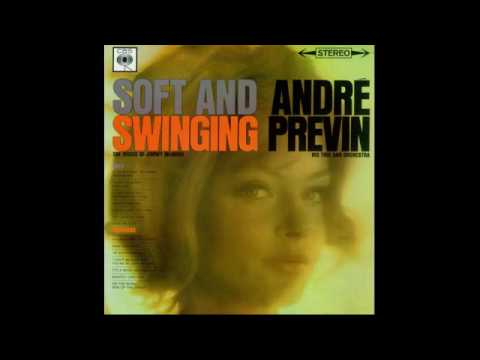 André Previn His Trio And Orchestra ‎– Soft And Swinging - 1