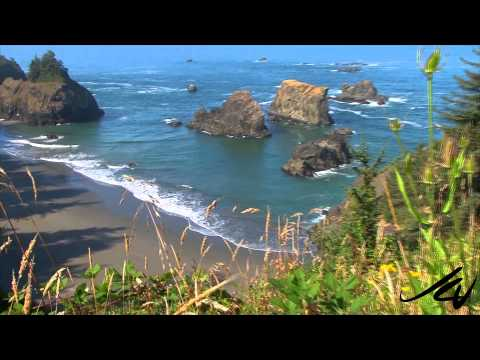 Pacific Coast Highway -  Route 1 -  California and Oregon Travel  - YouTube