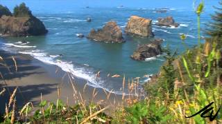 Pacific Coast Highway -  Route 1 -  California and Oregon Travel