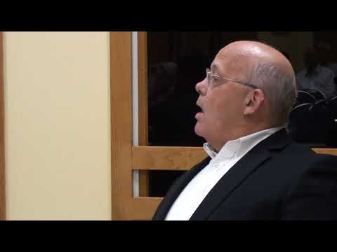 Phillipsburg town council meeting.8-21-18 Resident has complaint and the mayor threatens him.