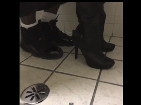 Couple caught having sex in the bathroom (Page Kennedy Vine Compilation 6) thumbnail