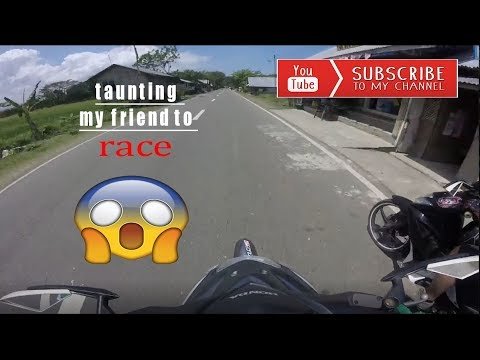 Friendly Race | Honda Wave Dash 110