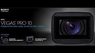 SonyVegasPro10(SVP10)Основы + установка