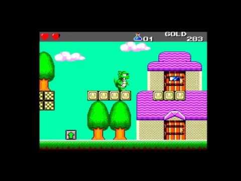 Wonder Boy III - The Dragon's Trap - Full Walkthrough