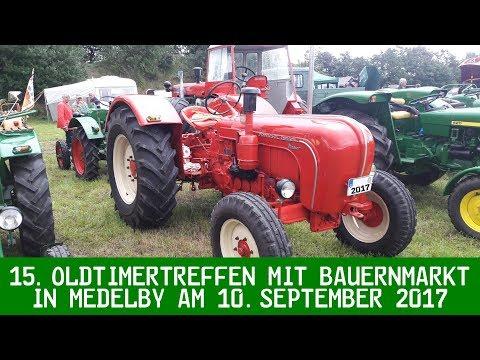15. Oldtimertreffen Medelby 2017